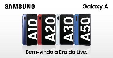 Samsung A10 Promoção