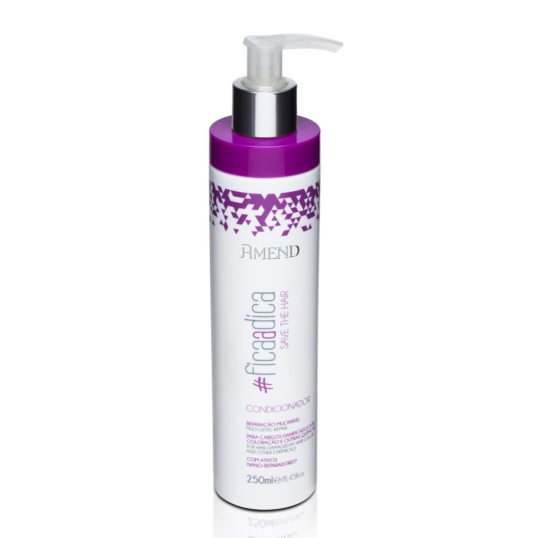 Amend #Ficaadica Save The Hair Condicionador 250ml