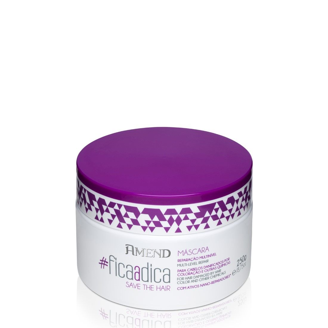 Amend #Ficaadica Save The Hair Máscara 250g