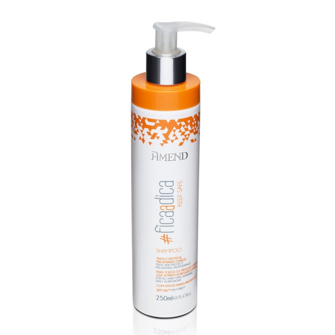 Amend #Ficaadica Keep Safe Shampoo 250ml