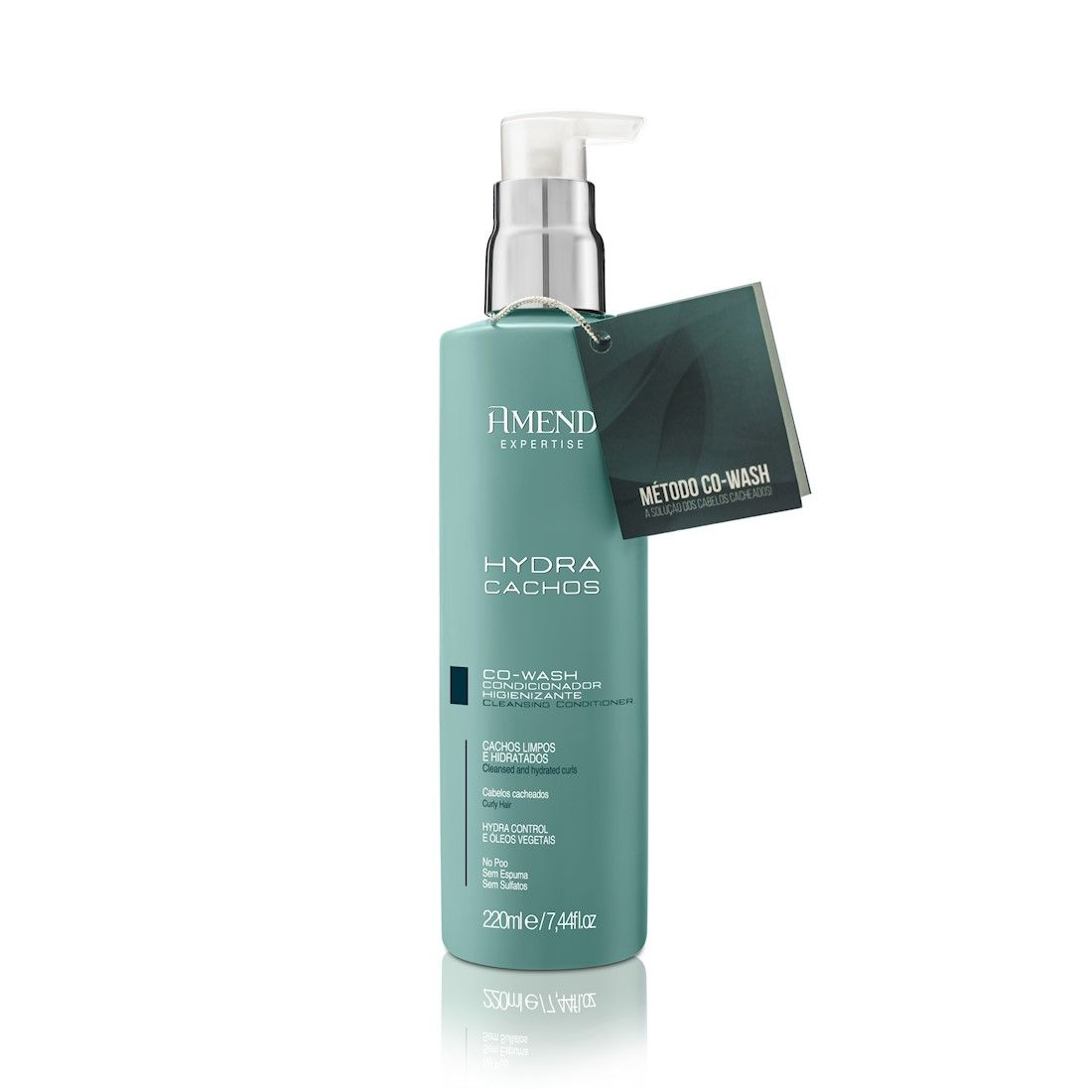 Amend Hydra Cachos Co-Wash Condicionador Higienizante 220ml