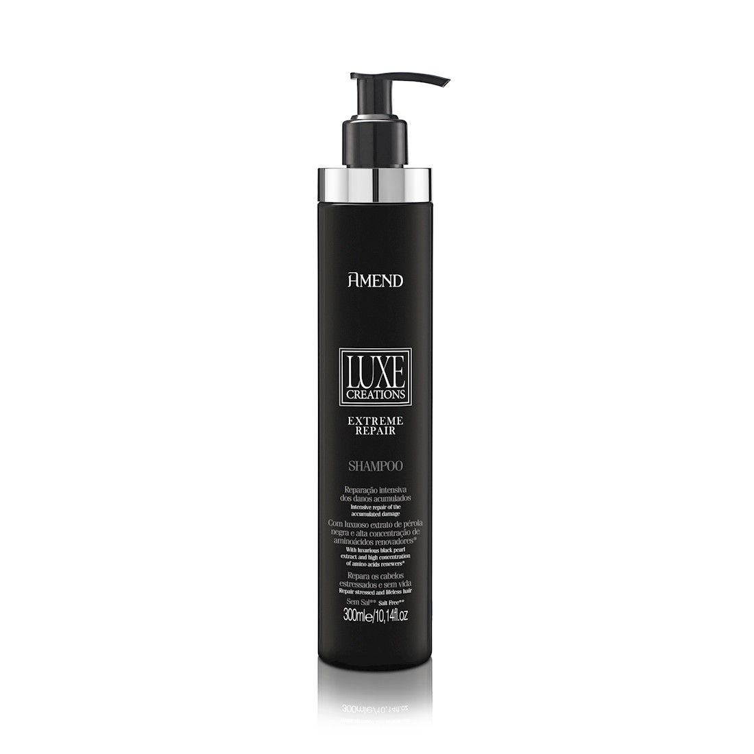Amend Luxe Creations Extreme Treatment Shampoo 300ml