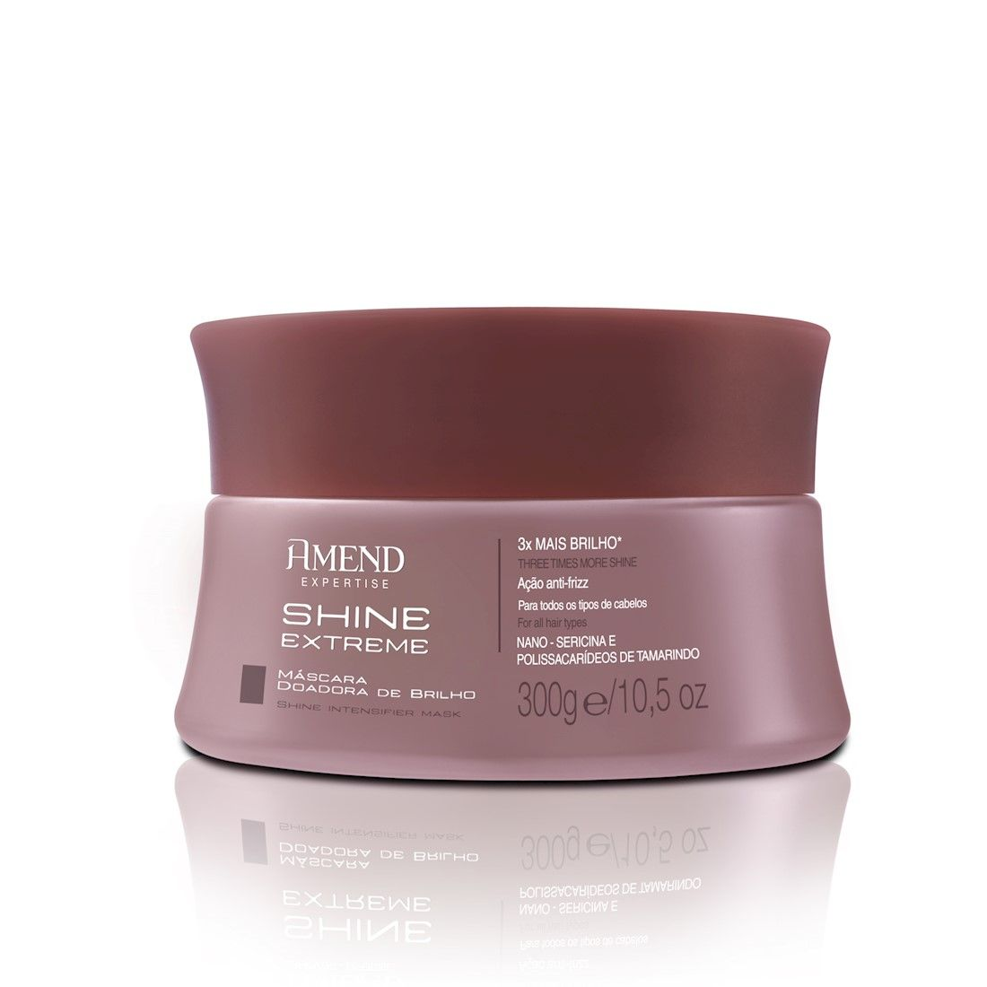 Amend Shine Extreme Máscara 300g