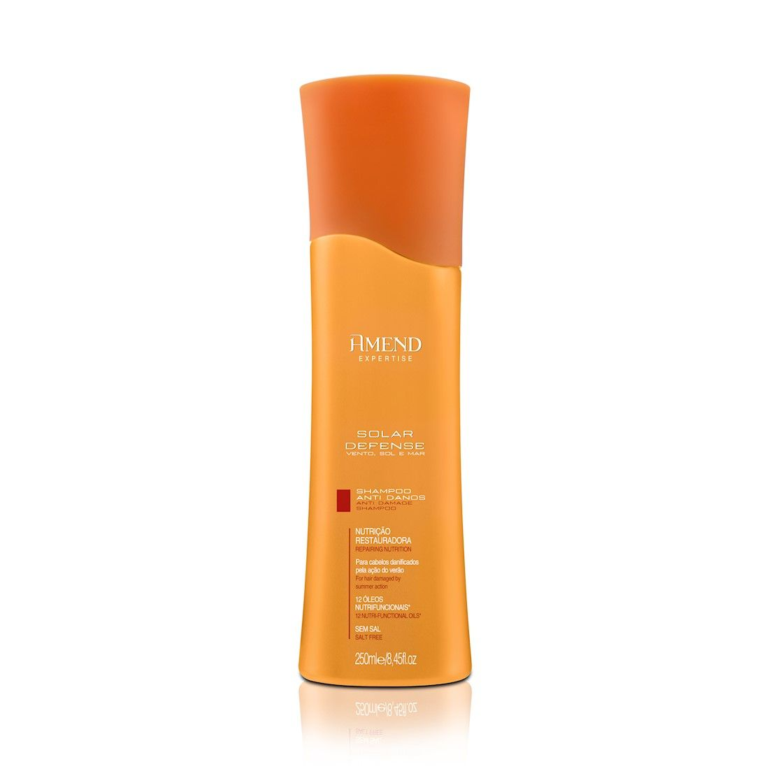 Amend Solar Defense Shampoo 250ml