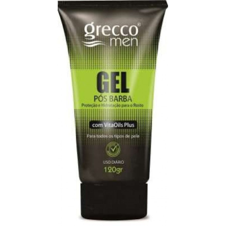 Grecco Men Gel Pós Barba 120g