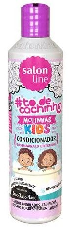 Salon Line To de Cachinho Kids Condicionador 300ml