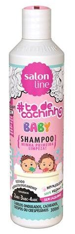 Salon Line To de Cachinho Baby Shampoo 300ml