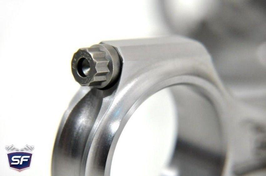 Conjunto de Biela forjada para Motor VW AP 159mm Perfil I 800CV