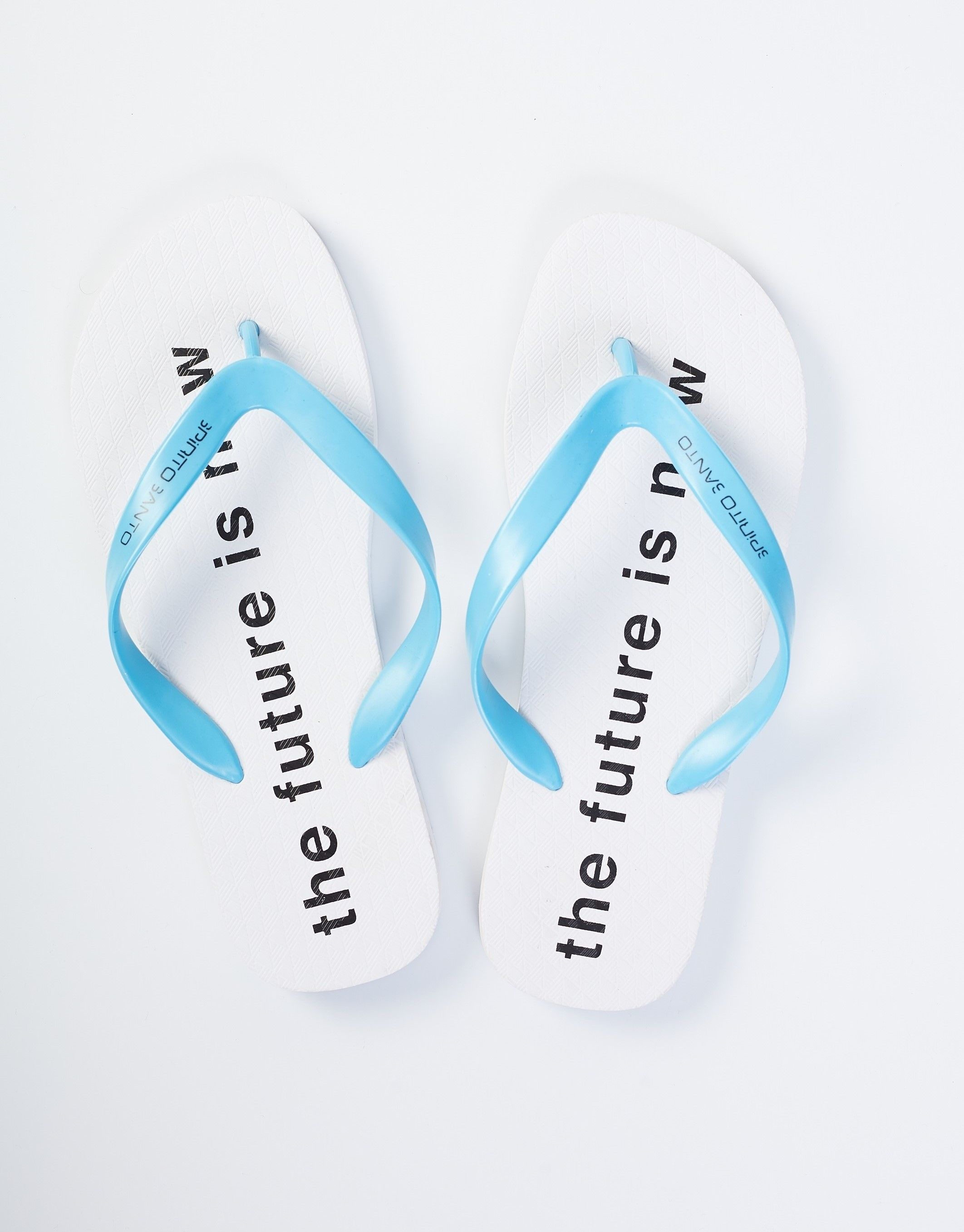 CHINELO THE FUTURE IS NOW WHITE Branco SPIRITO SANTO