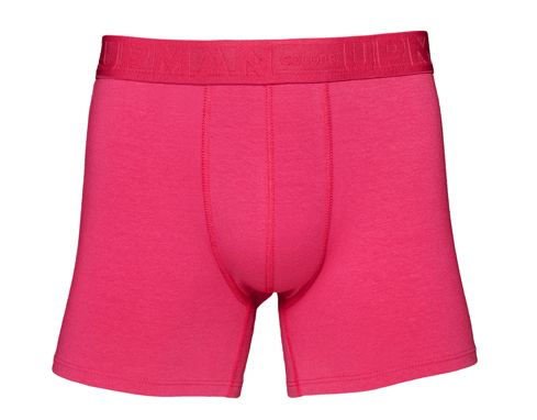 CUECA BOXER COTTON  PINK