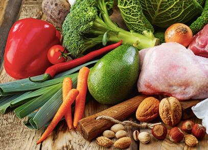 O que é a dieta paleo?