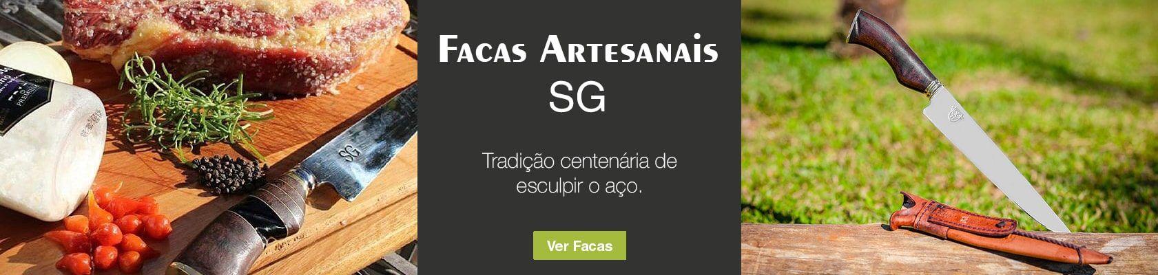 Facas Serra Grande