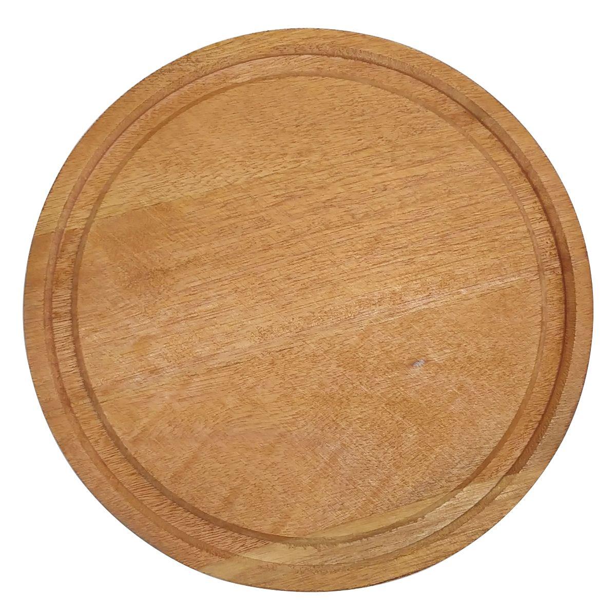 Tabua De Corte Madeira De Cozinha Prancha Para Cortar Carne